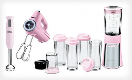 Groupon Kitchen Aid Pink Kitchen Accessories Sale! | All4Savings