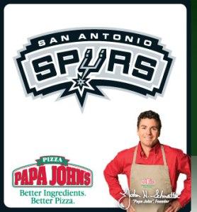 Papa_Johns_SA_Spurs
